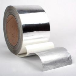 Banda adeziva aluminiu 50x50