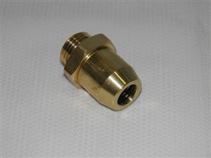 Cupla aer metalica fi10 M16*1,5