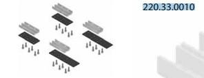 Set montaj Sesam Multiliner Mix 220.33.0010. Cod: 220.33.0010