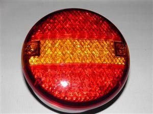 Lampa stop 3 camere cu LED