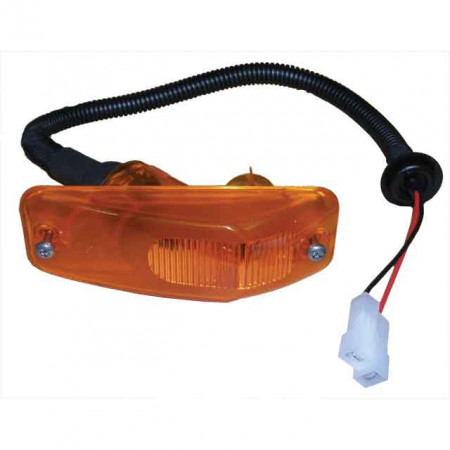 Lampa gabarit pentru aparator noroi stanga=dreapta DAF XF105/CF (06->)