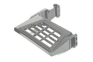 Treapta scara stanga DAF 95XF (97-02)