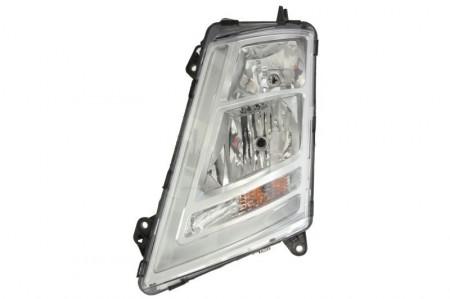 Far stânga argintie cu reglaj electric Volvo FH 12/13/16 Euro 6