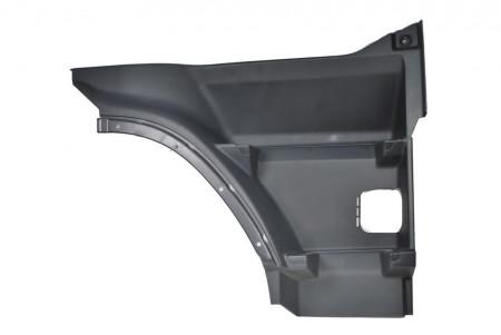 Sacara mare/Carcasa scara inferioara (oala scara) dreapta Volvo FH II./FM II. (01->)