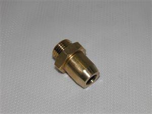 Cupla aer metalica fi9 M16*1,5