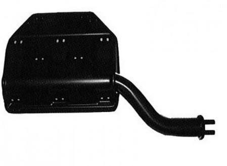 Suport aparator noroi spate stanga Scania P/G/R/T (04->)