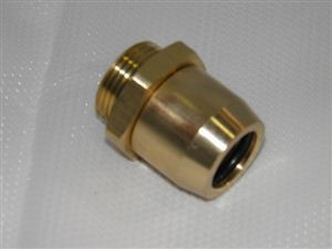 Cupla aer metalica fi16 M22*1,5