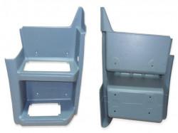 Carcasa scara inferioara (oala scara) dreapta Mercedes Axor II. (03->)