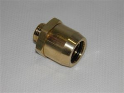 Cupla aer metalica fi18 M16*1,5