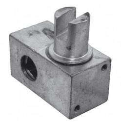 Element intinzator prelata 40x73, patrat 14x14mm. Suer. Cod: 670904993
