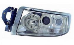 Far stanga cromat +xenon+transformator Renault Premium II (05->)
