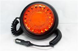 Girofar cu LED, cu talpa magnetica