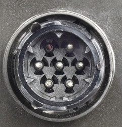 Lampa stop dreapta Volvo FH/FM (93-01)