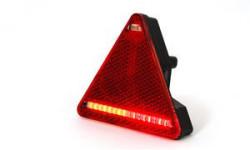 LED triunghi stanga
