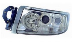 Far dreapta cromat +xenon+transformator Renault Premium II (05->)