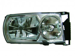 Far xenon stanga (cu bec) Scania P/G/R (08->)