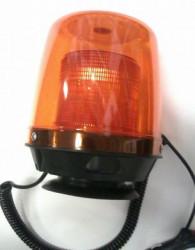 Girofar cu LED flux, cu talpa magnetica