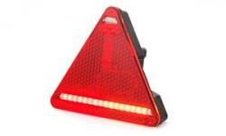 LED triunghi dreapta
