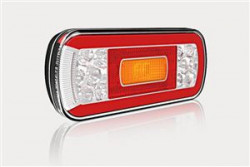 Lampa stop cu 6 camere LED