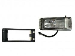 Proiector ceata dreapta cu suport DAF XF105/CF (06->)