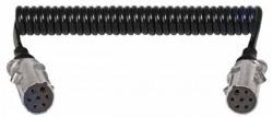 Cablu electric 4m 7 pini (1 mama)
