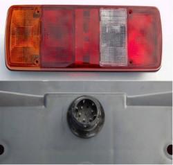 Lampa stop dreapta cu conector AMP MAN F/M/L