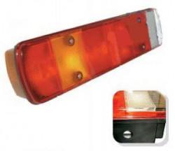 Lampa stop stanga Scania seria 4