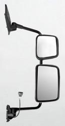 Oglindă dreapta cu braț scurt Renault, DAF, Volvo