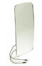 Sticla oglinda cu incalzire stanga=dreapta Renault Premium