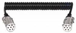 Cablu electric 4m 7 pini (1 tata)