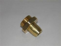 Cupla aer metalica fi8 M22*1,5