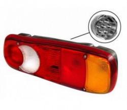 Lampa stop dreapta cu mufa Renault Midlum