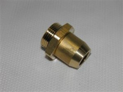 Cupla aer metalica fi12 M22*1,5