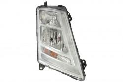 Far dreapta argintie cu reglaj electric Volvo FH 12/13/16 Euro 6