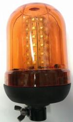 Girofar cu LED flux, cu talpa