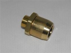 Cupla aer metalica fi15 M16*1,5