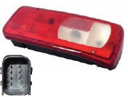 Lampa stop dreapta DAF LF (06->)