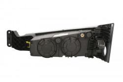 Proiector dreapta negru H7+H1 Volvo FH4