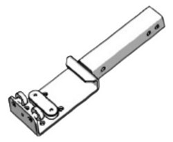 Rola bara acoperis Edscha Liteplus Steel. Cod: 4038048170