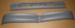 Spoiler inferior complet Mercedes Actros MP2 (03-08)