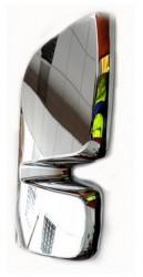 Carcasa oglinda stanga (crom) Mercedes Actros MP3 (08->)
