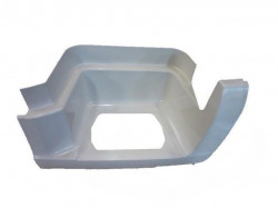 Carcasa scara inferioara (oala scara) dreapta DAF XF105/CF (06->)