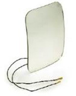 Sticla oglinda panoramica DAF LF45/55/XF95 (00-06)