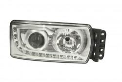 Far dreapta cu lumina de zi si reglaj manual Iveco Eurocargo dupa 2012
