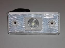 Lampa pozitie alba cu LED Renault Premium