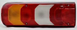 Lampă stop stânga cu lumină număr inmatriculare Mercedes Actros Mp4