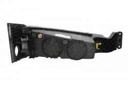 Proiector stânga negru H7+H1 Volvo FH4