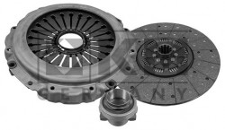 Set ambreaj KM Germany pentru Iveco Eurocargo Tector