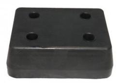 Tampon cauciuc semiremorca 130X170X60