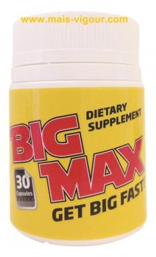 Imagens BIG MAX - 30 CAPSULAS